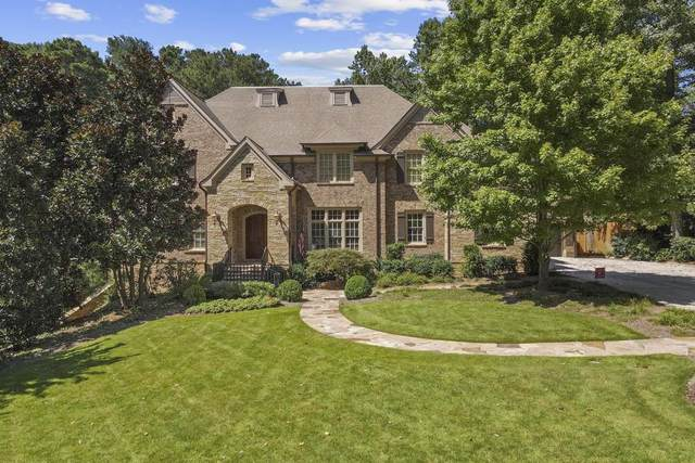2641 Orchard Knob SE, Atlanta, GA 30339 (MLS #6945537) :: North Atlanta Home Team