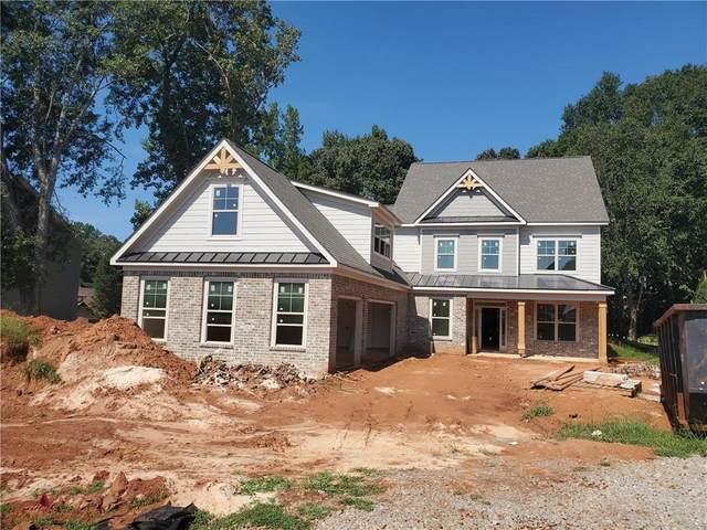 2314 Traditions Way, Jefferson, GA 30549 (MLS #6945538) :: Good Living Real Estate