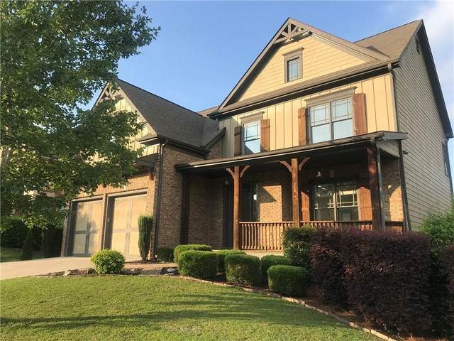 4395 Silent Path, Cumming, GA 30028 (MLS #6945540) :: The Cole Realty Group