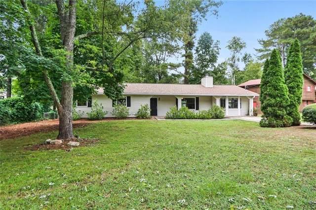 520 Carithers Road, Lawrenceville, GA 30046 (MLS #6945552) :: North Atlanta Home Team