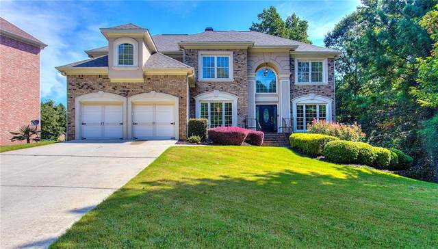 2740 Ivy Brook Lane, Buford, GA 30519 (MLS #6945566) :: The Cole Realty Group