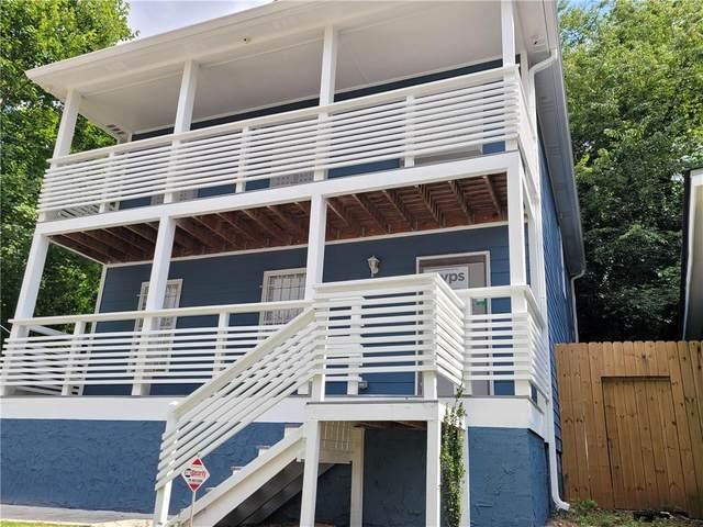 876 T P Burruss Sr Drive SW, Atlanta, GA 30314 (MLS #6945604) :: Path & Post Real Estate