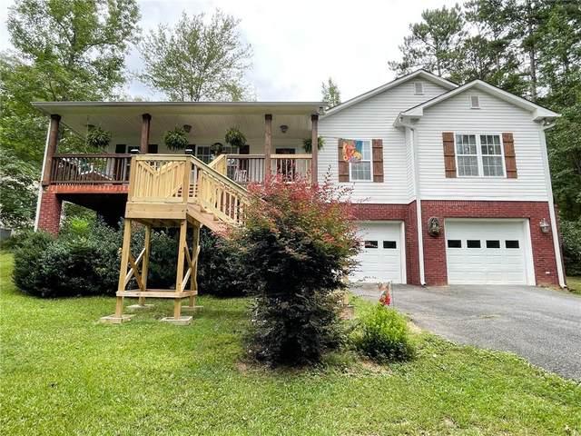 422 Mcclain Road, Kingston, GA 30145 (MLS #6945622) :: Evolve Property Group