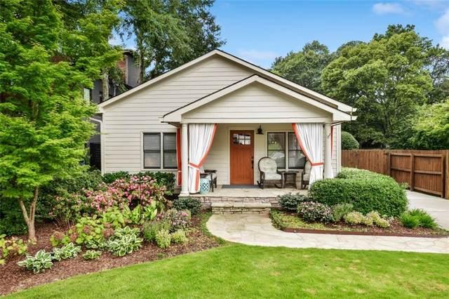 2484 Appalachee Drive NE, Brookhaven, GA 30319 (MLS #6945623) :: North Atlanta Home Team