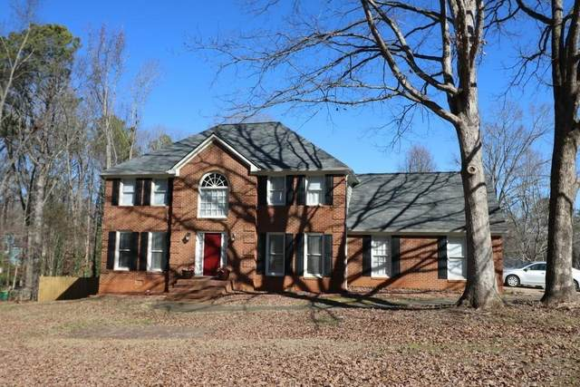 1160 Meadow Oaks Drive NW, Acworth, GA 30102 (MLS #6945638) :: The Hinsons - Mike Hinson & Harriet Hinson