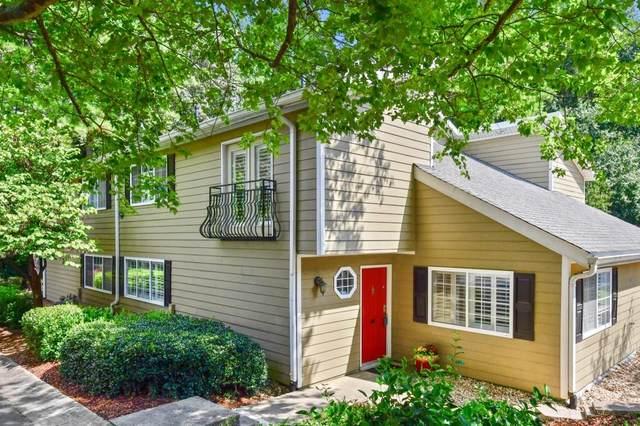 1468 Briarwood Road NE #1602, Brookhaven, GA 30319 (MLS #6945639) :: Path & Post Real Estate