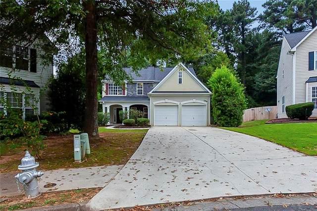 2860 Georgian Manor Drive, Alpharetta, GA 30022 (MLS #6945647) :: North Atlanta Home Team