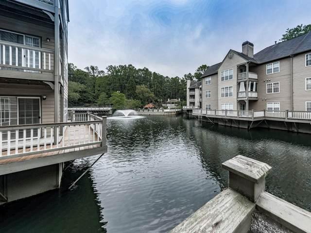 706 Mill Pond Drive SE, Smyrna, GA 30082 (MLS #6945653) :: North Atlanta Home Team