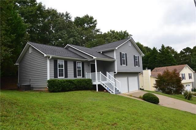 110 Auburn Park, Dallas, GA 30132 (MLS #6945654) :: Dawn & Amy Real Estate Team