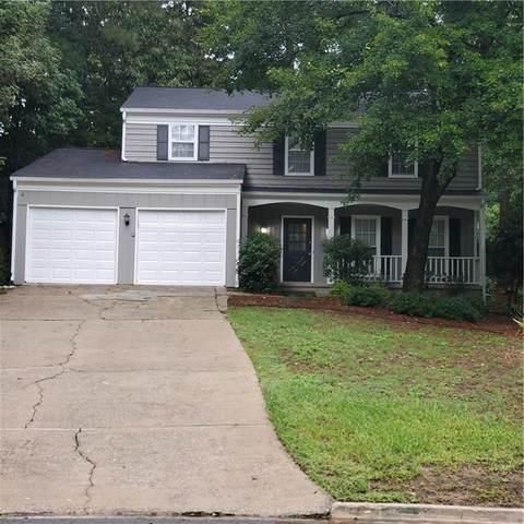 185 Laurel Mill Court, Roswell, GA 30076 (MLS #6945665) :: North Atlanta Home Team