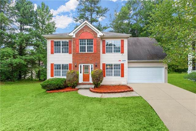 7178 Monterey Avenue, Lithonia, GA 30012 (MLS #6945667) :: Dawn & Amy Real Estate Team