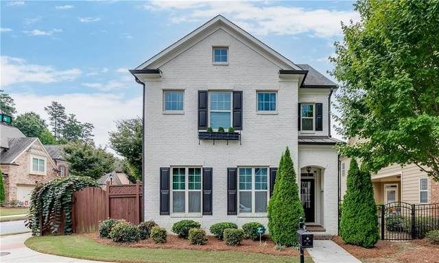 437 Raven Brook Lane, Suwanee, GA 30024 (MLS #6945695) :: North Atlanta Home Team
