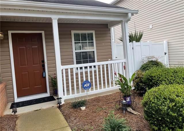 887 Windcroft Circle NW, Acworth, GA 30101 (MLS #6945705) :: Evolve Property Group