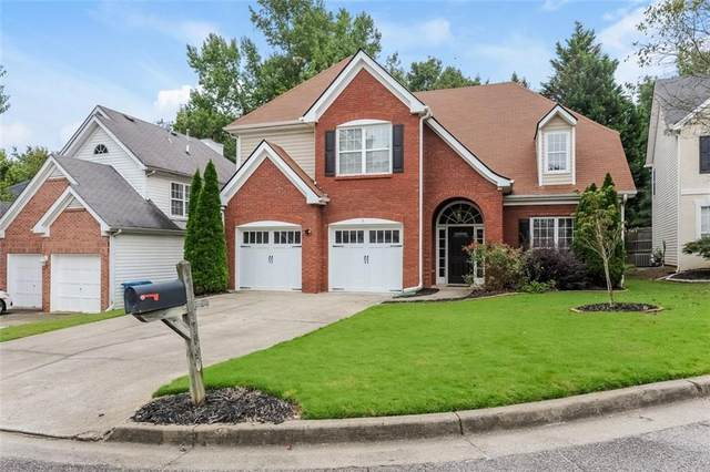 7040 Trellis Court, Alpharetta, GA 30004 (MLS #6945718) :: North Atlanta Home Team