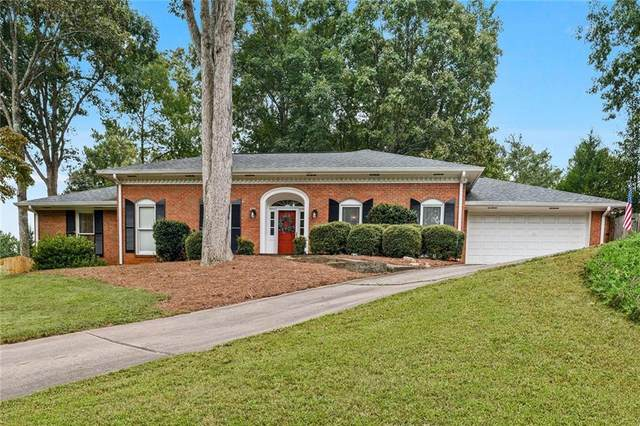 470 Knoll Woods Terrace, Roswell, GA 30075 (MLS #6945719) :: North Atlanta Home Team