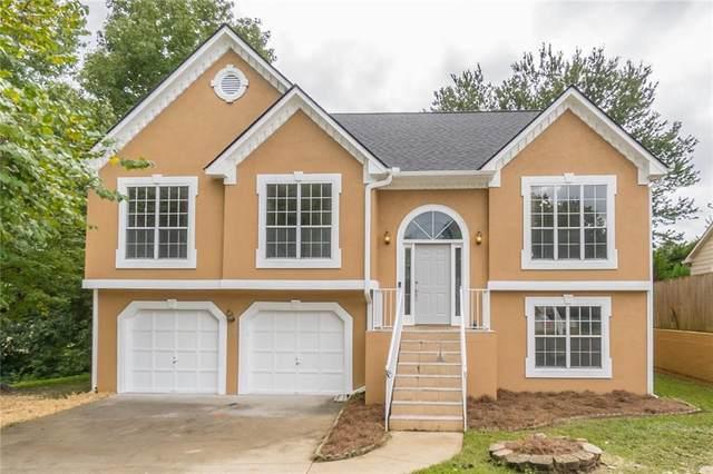 2160 Fairway View Lane, Duluth, GA 30096 (MLS #6945730) :: RE/MAX Prestige