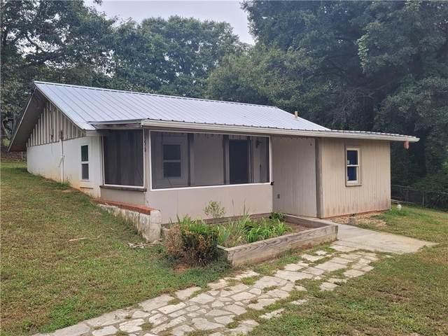 156 Byrd Hill, Ball Ground, GA 30107 (MLS #6945733) :: 515 Life Real Estate Company
