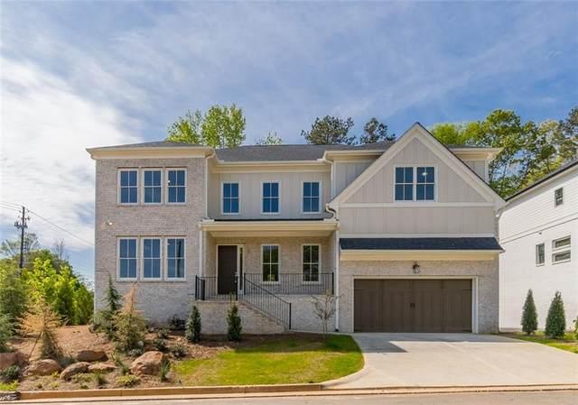 4572 Eastwood Trail, Marietta, GA 30068 (MLS #6945739) :: North Atlanta Home Team