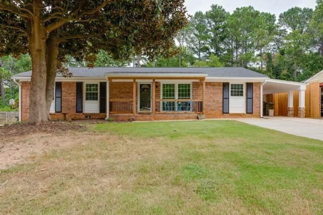 2731 Carolyn Drive, Smyrna, GA 30080 (MLS #6945758) :: Path & Post Real Estate