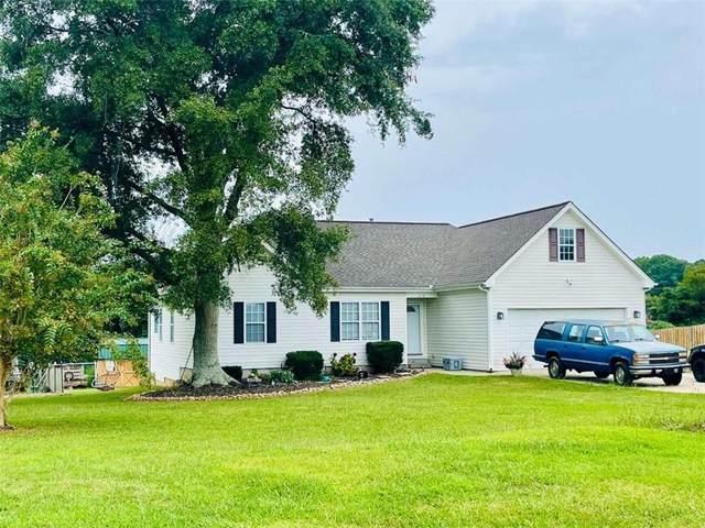 615 Lakeview Drive, Monroe, GA 30656 (MLS #6945765) :: North Atlanta Home Team