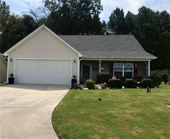 140 Louise Lane, Calhoun, GA 30701 (MLS #6945779) :: North Atlanta Home Team