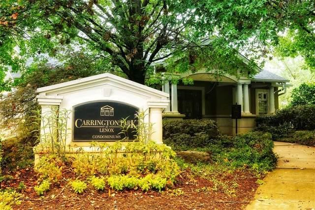 2700 Pine Tree Road NE #2214, Atlanta, GA 30324 (MLS #6945791) :: Good Living Real Estate