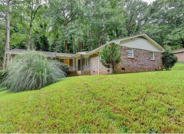 2889 White Oak Drive, Decatur, GA 30032 (MLS #6945808) :: Atlanta Communities Real Estate Brokerage