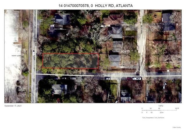 0 Holly Avenue NW, Atlanta, GA 30314 (MLS #6945813) :: The Hinsons - Mike Hinson & Harriet Hinson