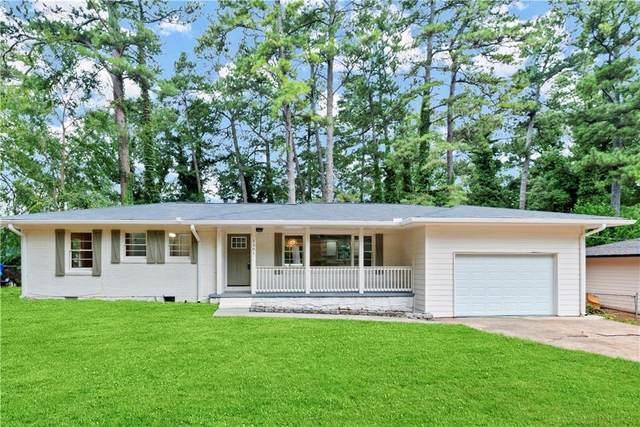 1381 Ruth Place, Decatur, GA 30035 (MLS #6945816) :: North Atlanta Home Team