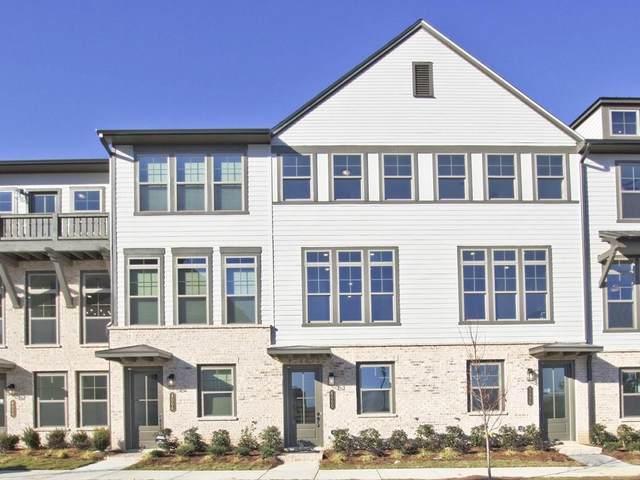 3959 Allegretto Circle #65, Atlanta, GA 30339 (MLS #6945818) :: Path & Post Real Estate