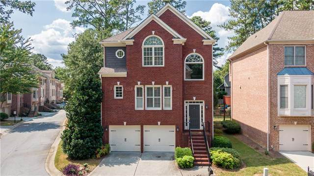 7300 Village Creek Trace, Atlanta, GA 30328 (MLS #6945819) :: Evolve Property Group