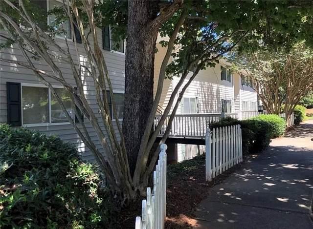1416 Foxhall Lane SE #11, Atlanta, GA 30316 (MLS #6945850) :: Atlanta Communities Real Estate Brokerage