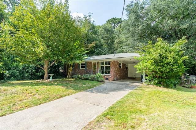 3138 Hollywood Drive, Decatur, GA 30033 (MLS #6945867) :: Evolve Property Group