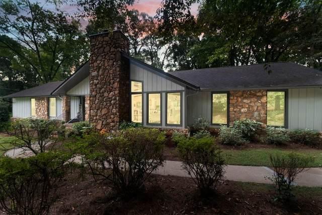 1451 Lilburn Stone Mountain Road, Stone Mountain, GA 30087 (MLS #6945891) :: HergGroup Atlanta
