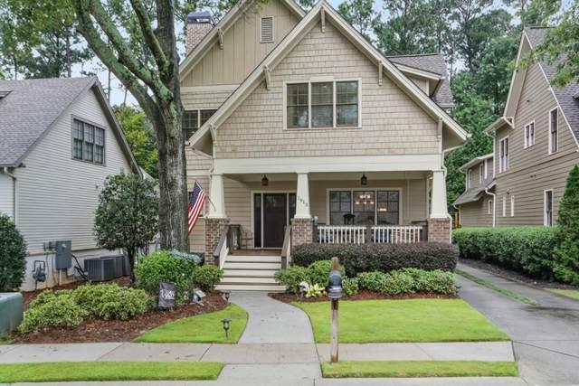 1613 Walker Street SE, Smyrna, GA 30080 (MLS #6945897) :: Path & Post Real Estate