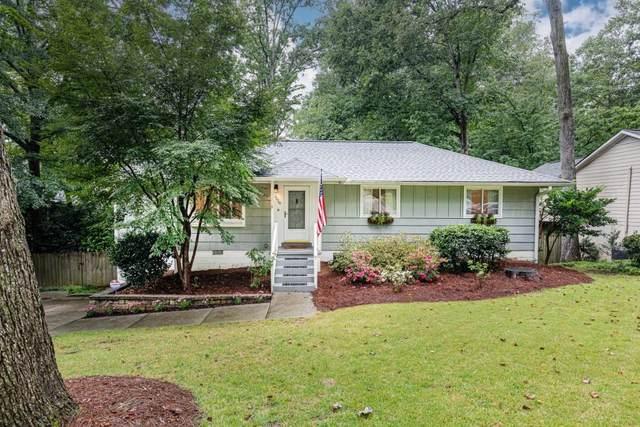 3028 Parkridge Drive NE, Brookhaven, GA 30319 (MLS #6945906) :: The Hinsons - Mike Hinson & Harriet Hinson