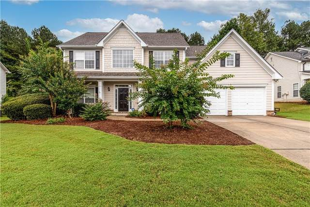 2831 Belfaire Lake Drive, Dacula, GA 30019 (MLS #6945914) :: North Atlanta Home Team