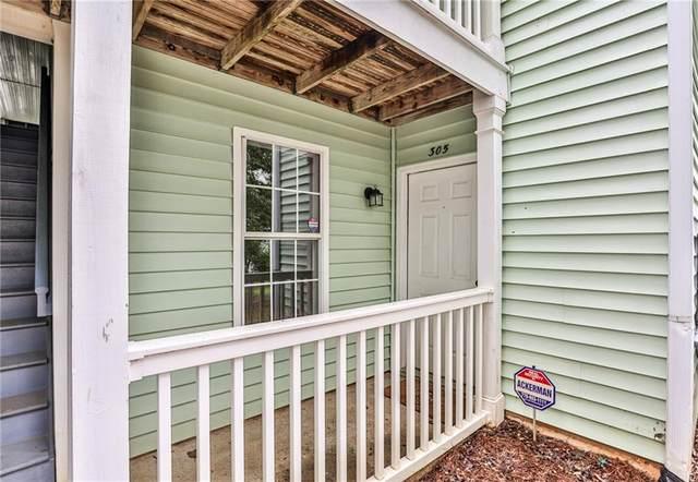 305 Cobblestone Trail, Scottdale, GA 30079 (MLS #6945917) :: Evolve Property Group