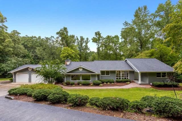 2411 Hawthorne Lane, Gainesville, GA 30506 (MLS #6945922) :: North Atlanta Home Team