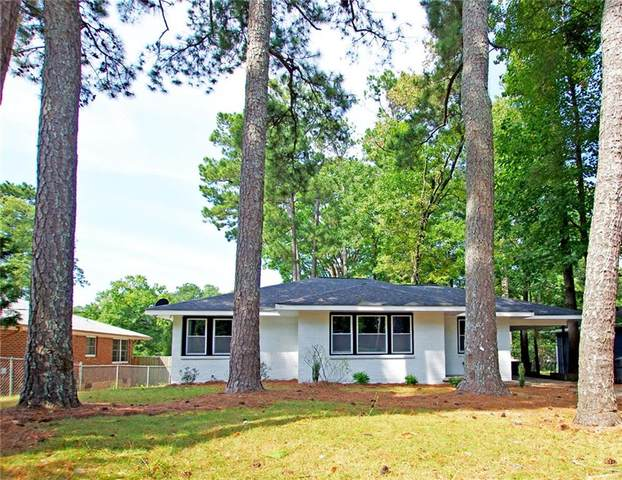 2861 Sylvan Road, East Point, GA 30344 (MLS #6945946) :: 515 Life Real Estate Company