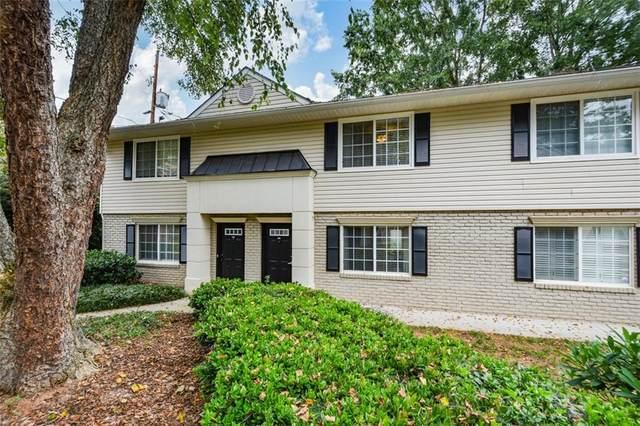 6940 Roswell Road 22B, Atlanta, GA 30328 (MLS #6945947) :: North Atlanta Home Team
