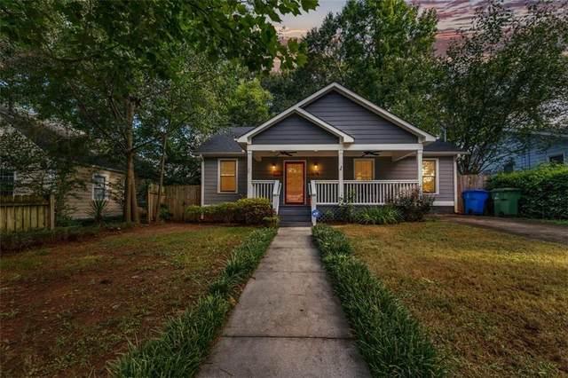 1674 Dixie Street SE, Atlanta, GA 30317 (MLS #6945958) :: The Heyl Group at Keller Williams