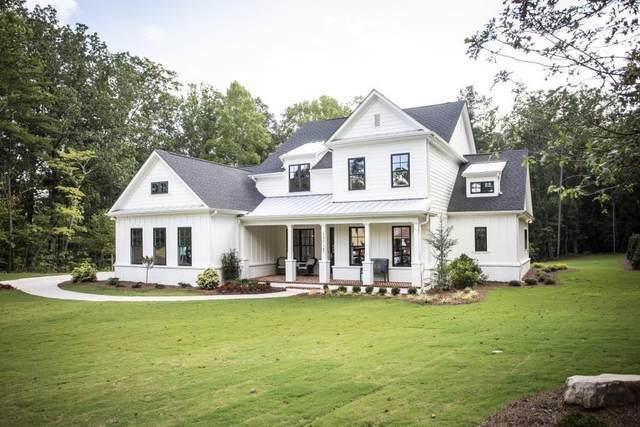 15860 Burdette Court, Milton, GA 30004 (MLS #6945964) :: RE/MAX Prestige
