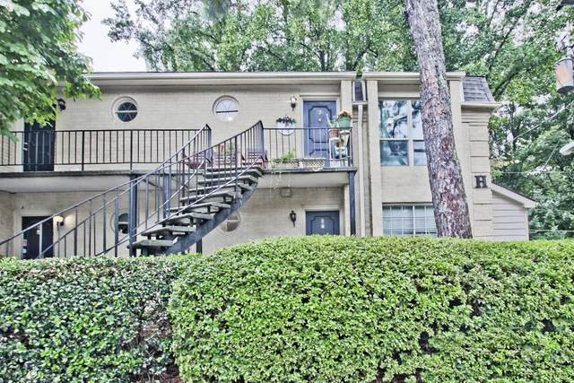 5400 Roswell Road H-7, Atlanta, GA 30342 (MLS #6945967) :: Kennesaw Life Real Estate