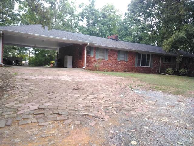 111 Lewis Drive, Calhoun, GA 30701 (MLS #6945974) :: Maximum One Partners