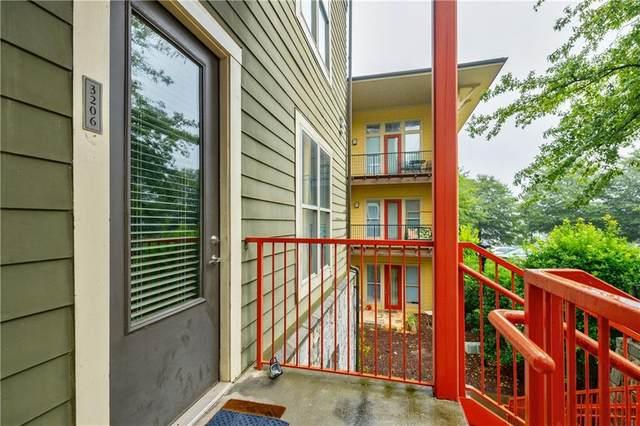 1195 Milton Terrace SE #3206, Atlanta, GA 30315 (MLS #6945984) :: Good Living Real Estate