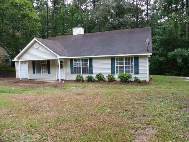 47 Turtle Cove Throughway, Monticello, GA 31064 (MLS #6945985) :: The Heyl Group at Keller Williams