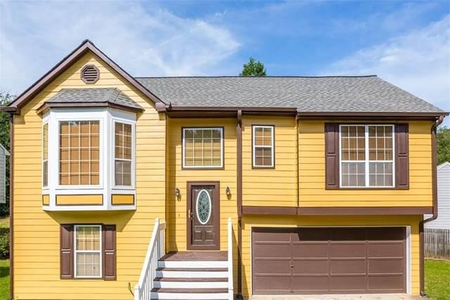 4350 Yellow Rose Dr, Austell, GA 30106 (MLS #6945996) :: Evolve Property Group
