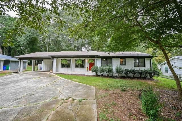1208 Silver Hill Road, Stone Mountain, GA 30087 (MLS #6946034) :: North Atlanta Home Team