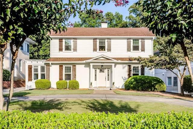 1350 Briarcliff Road NE, Atlanta, GA 30306 (MLS #6946041) :: Evolve Property Group